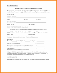 free lease agreement forms to print 8 free lease agreement forms to print hostess resume throughout
