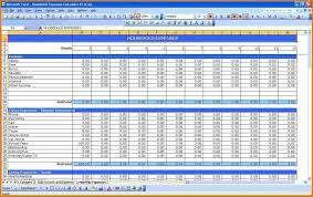 Spreadsheet Free Business Spreadsheets Download Daily Budget