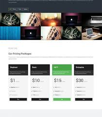 Bootstrap Website One Page Free Html Css Website Template Bootstrap 3