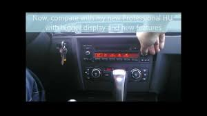 BMW Convertible 2011 bmw 328i bluetooth : Retrofitting a Professional Head Unit with USB and Bluetooth on my ...