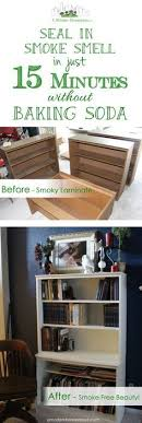 Removing Smoke Smell From Furniture Collection