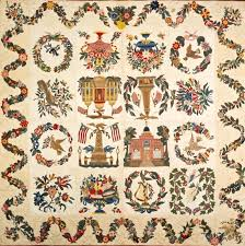 83 best Williamsburg images on Pinterest | Colonial williamsburg ... & Baltimore Album Quilt - 1850. Colonial Williamsburg. Adamdwight.com