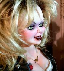 makeup bride of chucky inspiration tiffany previousnext