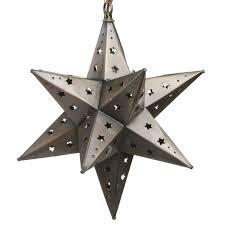 12 tin star star cut