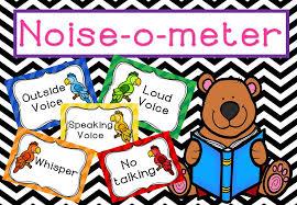 Noise Level Chart Mash Ie