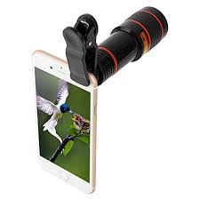 Amazon Phone Camera Lens Kit 12x Optical Zoom Universal