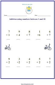 Addition Worksheets For Kindergarten Quiz Subtraction Worksheet Free ...