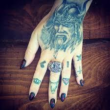95 Best Viking Tattoo Designs Symbols 2018 Ideas