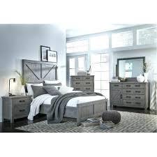 Rustic Gray Paint Gray Bedroom Furniture Bedr 22507 | leadsgenie.us