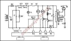free electronic circuits & 8085 projects blog archive pc style Microwave Oven Circuit Diagram pc style computer microwave oven circuit (g) microwave oven circuit diagram full