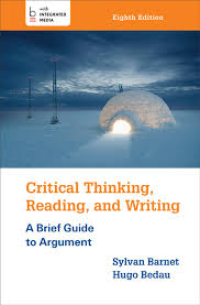 critical thinking reading and writing sylvan barnet hugo bedau  critical thinking reading and writing sylvan barnet hugo bedau 9781457649974 textbooks