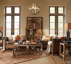 Pottery Barn Living Room Decorating Dumont Mirrored Chandelier Pottery Barn Home Design