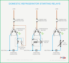 pressor current relay wiring diagram fresh refrigerator pressor ptc relay circuit diagram Ptc Relay Wiring Diagram #11