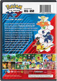 Pokémon the Series: XY Kalos Quest Set 1: Amazon.ca: Various, Various:  Movies & TV Shows