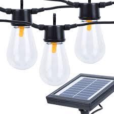 Solar Powered Globe Lights Cheap Solar Powered Globe String Lights Find Solar Powered
