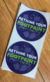 Plan It Green Printing Compostable Stickers Recycled Papers