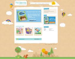 Children S Author Website Design Studio134 Llc Pat Warren Childrens Author