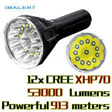 IMALENT MS12 12 xCREE XHP70 53000 Lümen Yüksek Performans Açık ışıldak LED el  feneri (Pil Paketi yap-) Satılık | Aydınlatma Aksesuarları \  www18.Habercigazetesi.org