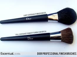 dior powder brushes