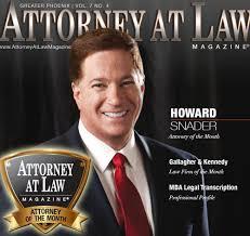 Law Offices Of Howard A Snader - Criminal Defense Law - 5070 N ...