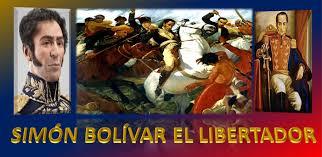 Resultado de imagen para simon bolivar