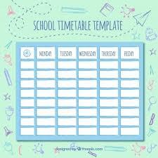 school schedule template cute class schedule template cortezcolorado net