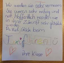 Sprueche Zum Abschied Lehrer Grundschule Instagram Lehrerschüler
