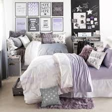 lavender marble duvet cover and sham set
