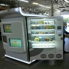 Pokemon Center Vending Machine Simple Catch The Latest Pokémon In A Vending Machine Cyensians