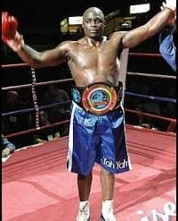 BoxRec: Franklin Lawrence