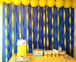 Minion Party Minion Themed Birthday Party With Lots Of Cute Ideas Via Karas