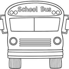 Small Picture Wheels On The Bus Coloring Page Colouring pages Pinterest