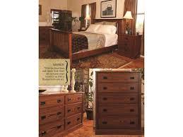 Mission Bedroom Furniture Oakwood Industries Mission Bedroom Mission Triple Dresser