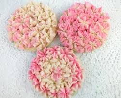 decorated flower sugar cookies. Brilliant Decorated Spring Flowers Frosted Sugar Cookies  So Beautiful And Delicious They  Make A Perfect Throughout Decorated Flower W