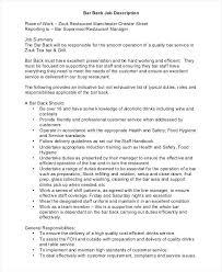 Customer Service Job Descriptions And Duties Job Summary Examples