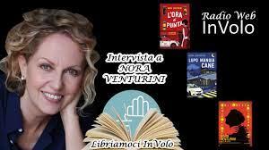 Nora Venturini - Libriamoci in Volo - YouTube