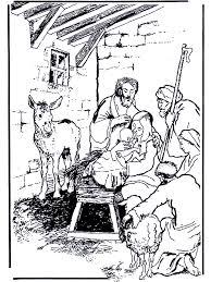 Birth Jesus Christmas