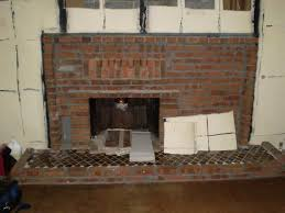 covering brick fireplace with tile luxury astonishing help need suggestions stone veneer over brick