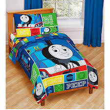 Thomas The Train-hit Thomas And Friends 4-piece Toddler Beddi ...