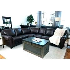 big leather sectional large sofa in small living room best couch save sofas furniture e
