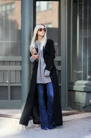 dare to go all out in a floor length maxi coat this winter charlotte groeneveld