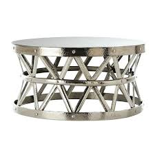 table remarkable silver round coffee table with best ideas only on gold uk