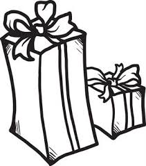 Small Picture Free Printable Christmas Presents Coloring Page for Kids 2