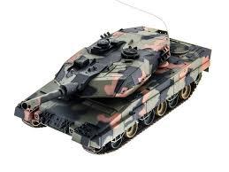 <b>Радиоуправляемый танк Heng Long</b> 1/24 Leopard A5 — купить в ...