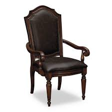 dining room chair brilliant ideas of dining room chairs with arms about faux leather simple upholstered