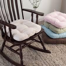 Round Backless Bar Stool Seat Cushion | Hayneedle