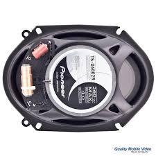 pioneer 6x8 speakers. pioneer ts-d6802r d series 6 x 8 inch car speakers - top back 6x8 e