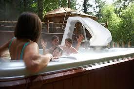 Log Cabin Holidays U0026 Luxury Lodge Breaks In The UKFamily Treehouse Holidays Uk