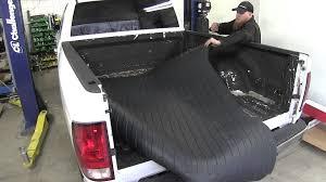 Installation of the DeeZee Heavyweight Truck Bed Mat on a 2016 Ram