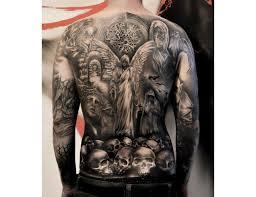 Daniel Art Tattoo Tetování Tattoo